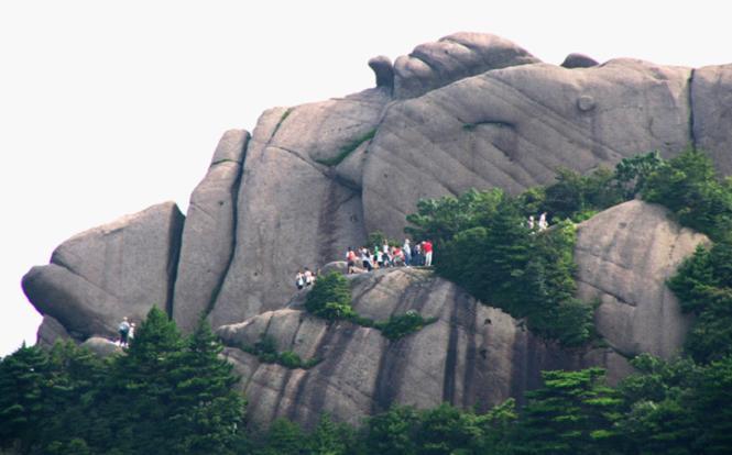 世界自然与文化遗产——黄山一日游