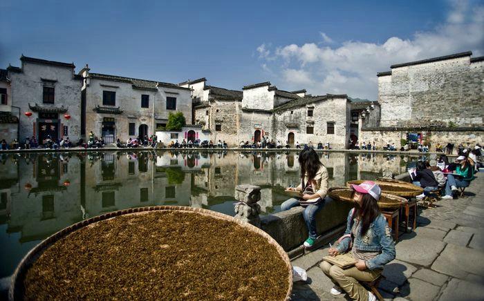 徽州古村落——西递、宏村一日游
